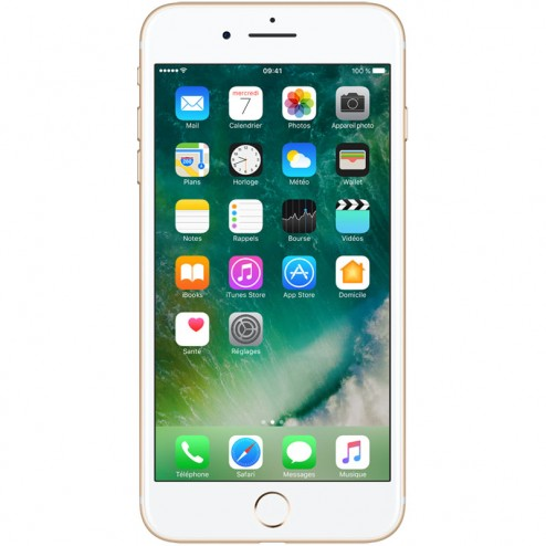 iPhone 7 Plus 128 Go Or