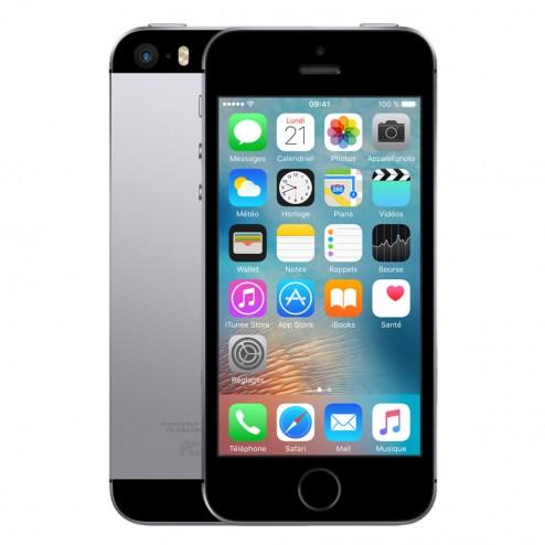 iPhone SE 128 Go Gris Sidéral