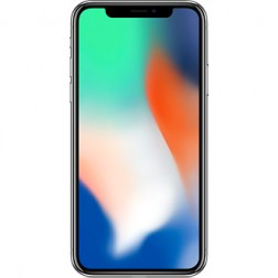 iPhone X 256 Go Silver