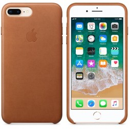 Apple Coque en Cuir iPhone 8 Plus / 7 Plus (Authentique)