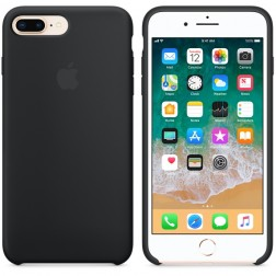 Apple Coque en silicone iPhone 8 Plus / 7 Plus (Authentique)