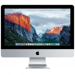 "iMac 21"" 4K Core I5 Quad, 3,4 GHZ, 8 Go Ram, 1 To"