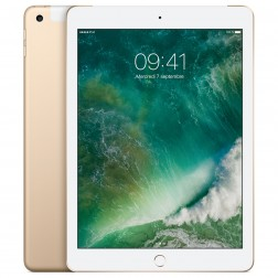iPad 2017 Wifi + 4G 128 Go Or