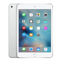 iPad Mini 4 Wifi + 4G 128 Go Silver