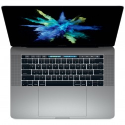 "MacBook Pro 15"" (2017) Touch Bar Core I7 2,8 Ghz, 16 Go Ram, 256 Go SSD Gris Sidéral"