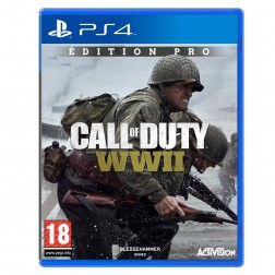 Call Of Duty World War II : Edition Pro (PS4)