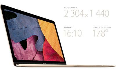 "MacBook 12"" Maroc au prix de derbghalef"