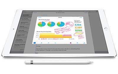 Pencil pour iPad Pro au prix de Derbghalef